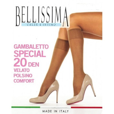 Gambaletto 20 BELLISSIMA  3 paia