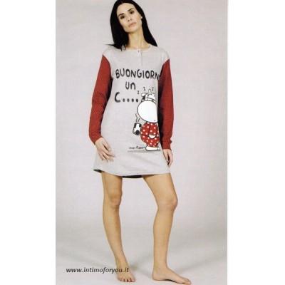 Camicia da notte CRAZY FARM 15458
